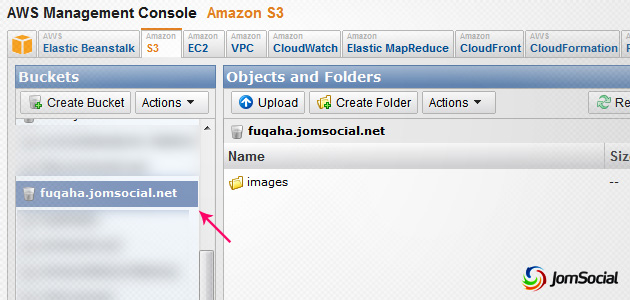 ZenCoder and Amazon S3 Integration - JomSocial Documentation